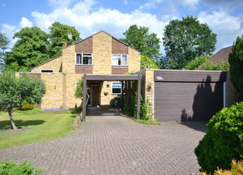 Thumbnail 4 bed detached house for sale in West Grove, Hersham, Walton-On-Thames