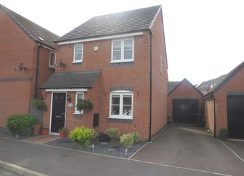 Thumbnail 3 bed detached house for sale in Battersea Park Way, Derby