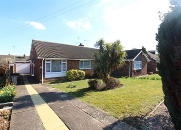 Thumbnail 2 bed semi-detached bungalow for sale in Wimbourne Drive, Rainham, Kent.