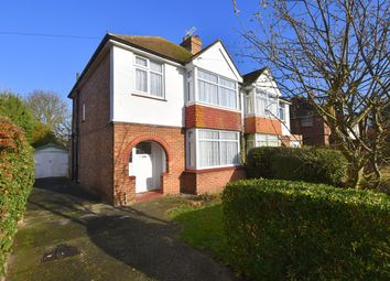 Thumbnail 3 bed semi-detached house for sale in Vale Road, Broadstairs