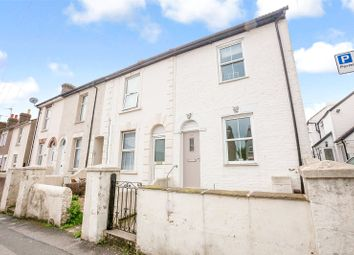 Thumbnail 3 bed terraced house for sale in Franklin Road, Gillingham, Kent