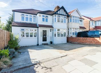 Thumbnail 4 bed semi-detached house for sale in Rydal Crescent, Perivale, Middlesex