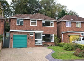 Thumbnail 4 bed detached house for sale in Whittington Close, Hythe, Southampton