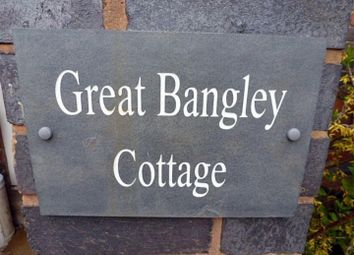 Thumbnail 3 bed cottage for sale in Bangley Lane, Hints, Tamworth