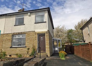 Thumbnail 3 bed semi-detached house for sale in Ashbourne Road, Keighley, West Yorkshire
