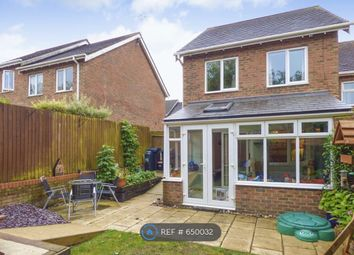 Thumbnail 3 bed semi-detached house to rent in Garton Way, Ashford Kent