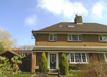 Thumbnail 4 bed semi-detached house for sale in Miskin Crescent, Pontyclun