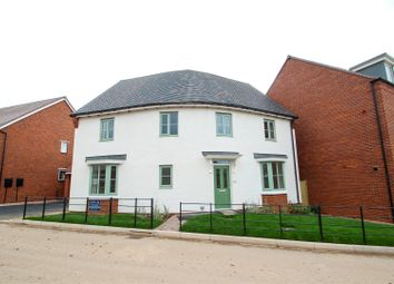 Thumbnail 4 bed detached house for sale in Aurora Gardens, Barlaston, Stoke-On-Trent