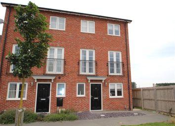 Thumbnail 4 bed semi-detached house for sale in Cinder Lane, Castleford, West Yorkshire