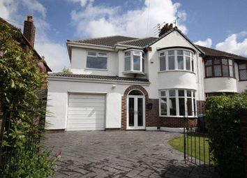 Thumbnail 4 bed semi-detached house for sale in Welbourne Road, Liverpool