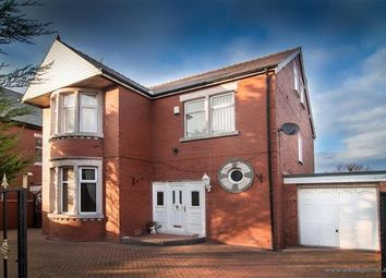 Thumbnail 5 bed detached house for sale in Warbreck Hill Road, Blackpool