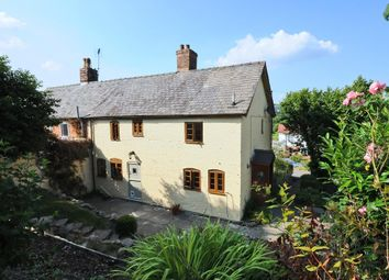 Thumbnail 3 bed semi-detached house to rent in Knighton Road, Presteigne