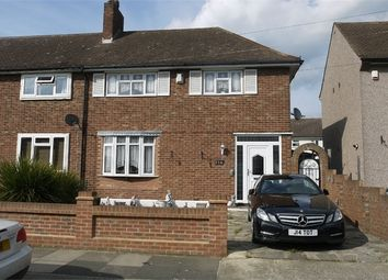 Thumbnail 2 bed end terrace house for sale in Lynton Avenue, Romford, Essex