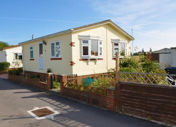 Thumbnail 2 bedroom mobile/park home for sale in Harewood Park, Andover Down, Andover