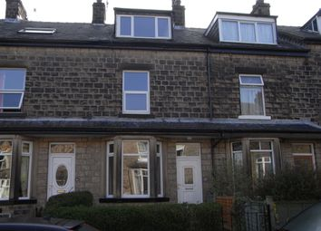 Thumbnail 4 bedroom terraced house to rent in Highfield Terrace, Shipley