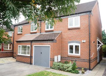 Thumbnail 3 bed semi-detached house for sale in Sandhills Park, Newark