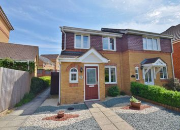 Thumbnail 3 bed semi-detached house for sale in Beggarwood, Basingstoke