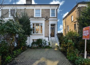 Thumbnail 4 bed semi-detached house for sale in Grove Court, The Grove, London