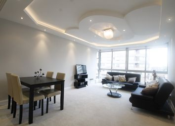 Thumbnail 2 bed flat to rent in Cambridge Square, London