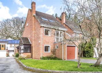 Thumbnail 4 bed detached house for sale in Pine Grove, Sunningdale Estate, Knightwick, Worcester