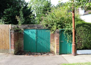 Thumbnail Parking/garage for sale in Talbot Crescent, Hendon