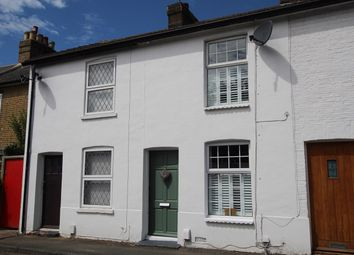 Thumbnail 2 bed terraced house for sale in Watersplash Road, Shepperton