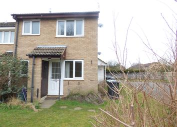 Thumbnail 1 bed terraced house to rent in Somerville, Peterborough
