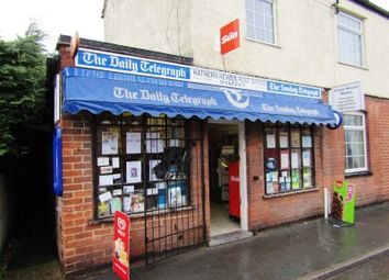 Thumbnail Retail premises for sale in 12 Cross Street, Loughborough