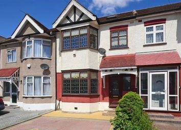 Thumbnail 4 bedroom terraced house for sale in Waverley Avenue, London