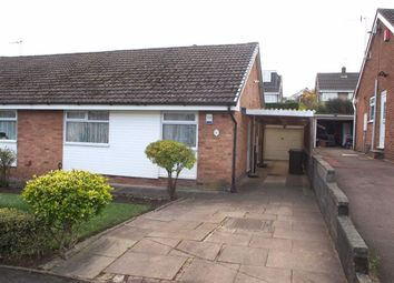 Thumbnail 2 bed semi-detached bungalow for sale in Turnlea Close, Knypersley, Stoke-On-Trent