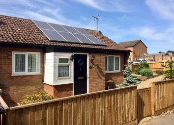 Thumbnail 1 bed terraced bungalow for sale in Roebuck Drive, Lakenheath, Brandon