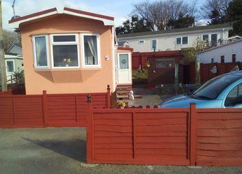 Thumbnail 1 bed mobile/park home for sale in Tamar Park Cox Park, Gunnislake, Gunnislake