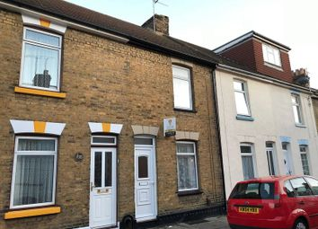 Thumbnail 3 bedroom terraced house to rent in St. Marks Houses, Saxton Street, Gillingham