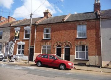 Thumbnail 3 bed terraced house for sale in Palmerston Road, Abington, Northampton