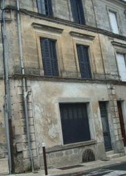 Thumbnail 3 bed town house for sale in Poitou-Charentes, Charente, Chateauneuf Sur Charente