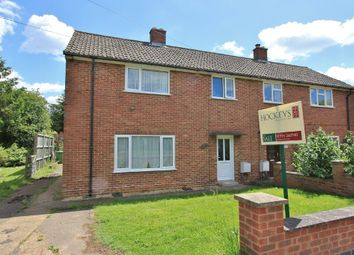Thumbnail 3 bed semi-detached house for sale in Haden Way, Willingham, Cambridge