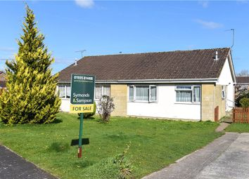 Thumbnail 2 bed semi-detached bungalow for sale in Vale Road, Stalbridge, Sturminster Newton