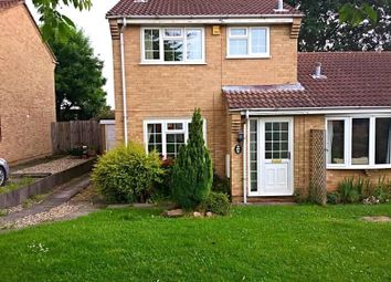 Thumbnail 3 bed semi-detached house to rent in Osborne Road, Loughborough, Leicestershire