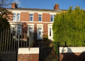 Thumbnail 4 bed terraced house for sale in Borough Road, Jarrow