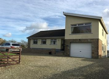 Thumbnail 4 bed detached house for sale in 43 New Road, Hook, Haverfordwest, Pembrokeshire