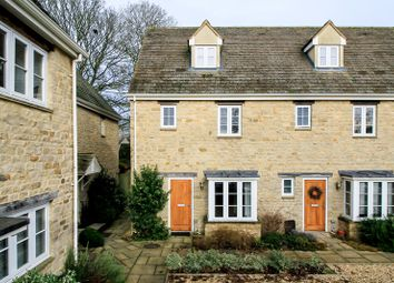 Thumbnail 3 bed end terrace house for sale in Burford Hill Mews, Burford