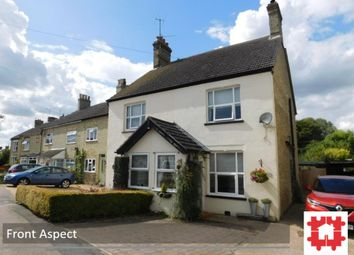 Thumbnail 3 bed semi-detached house for sale in Hitchin Road, Stotfold, Herts