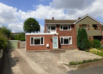 Thumbnail 4 bed semi-detached house for sale in 14 Meadow Road, Malvern, Worcestershire