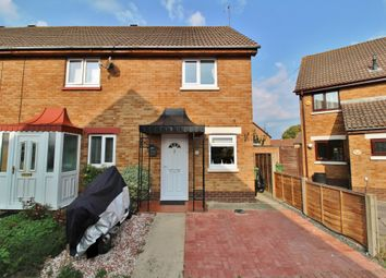 Thumbnail 2 bedroom end terrace house for sale in Station Road, Drayton, Portsmouth