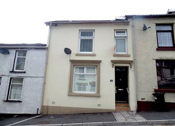 Thumbnail 4 bed terraced house for sale in Twynyrodyn Road, Twynyrodyn, Merthyr Tydfil