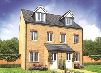 Thumbnail 3 bed end terrace house for sale in 177 Millers Field, Manor Park, Sprowston, Norfolk