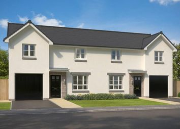 "Thumbnail 3 bedroom semi-detached house for sale in ""Ravenscraig"" at Hopetoun Grange, Bucksburn, Aberdeen"