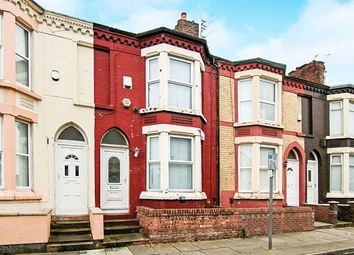 Thumbnail 2 bed terraced house for sale in Newcombe Street, Anfield, Liverpool