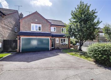 Thumbnail 4 bed detached house for sale in Pitch Place, Binfield, Bracknell, Berkshire