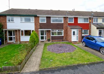Thumbnail 3 bed terraced house to rent in Woodland Road, Sawston, Cambridge